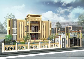 Proposed Banquet Hall at Sultanpur Road, Lucknow
